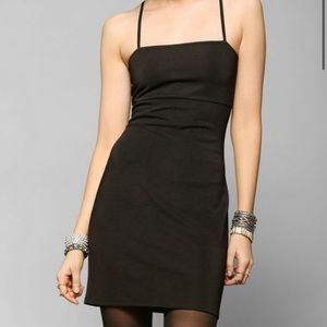 Lucca Couture Strappy Tube Bodycon Dress